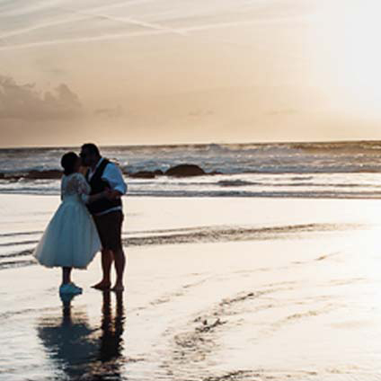 Ocean Grown Weddings